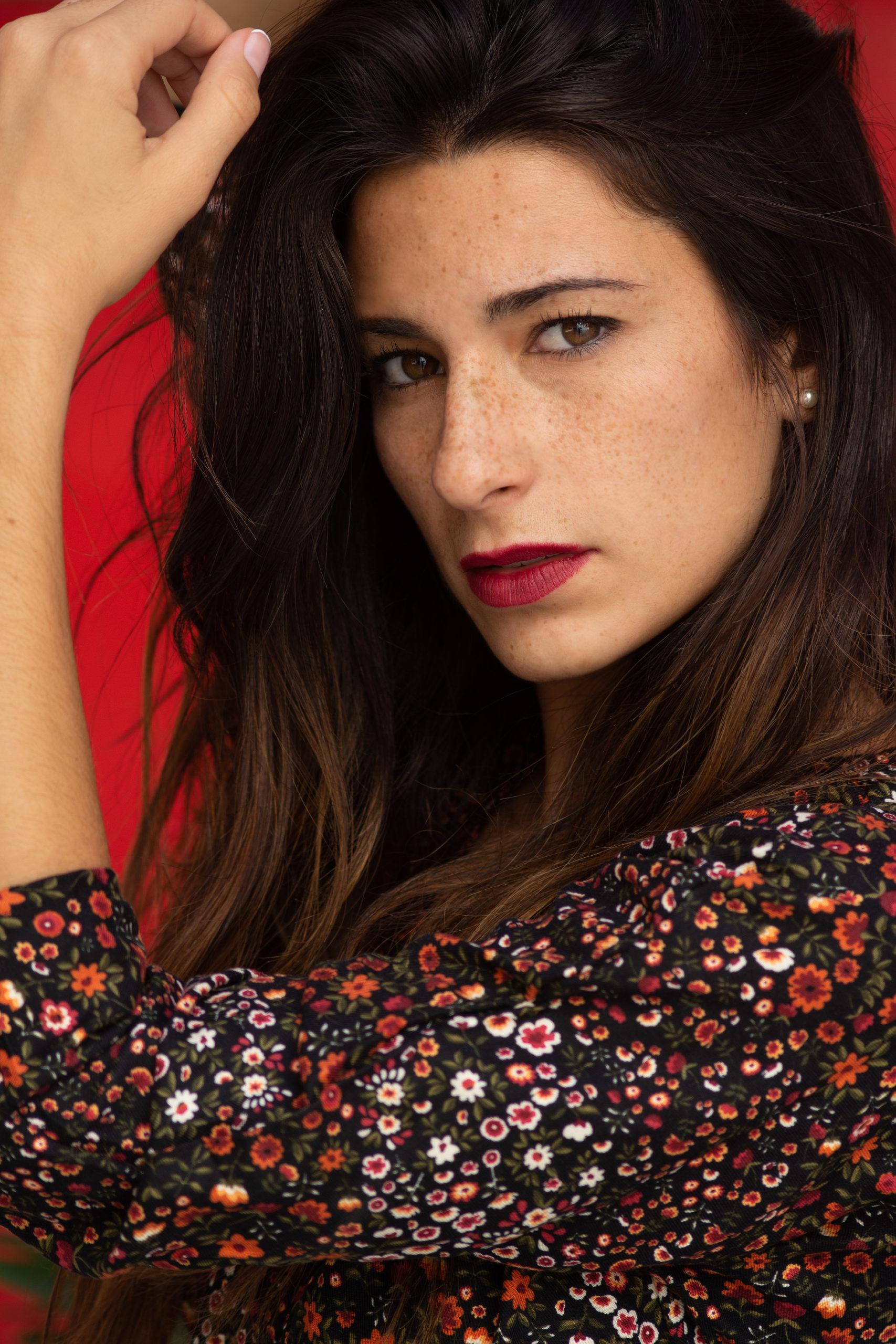 Book actriz Carolina Garrido