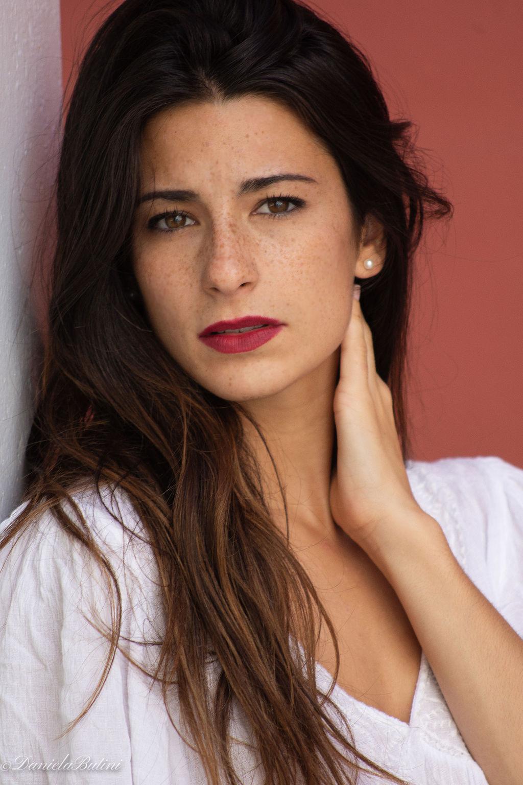 Book de actriz Carolina Garrido