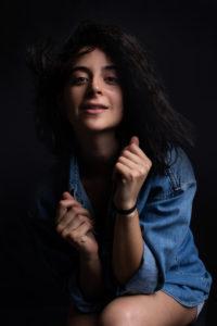 Book de actriz Isabel Arranz