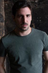 Book de actor Nacho Macchi