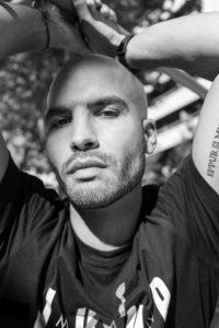 Book de modelo Sergio Ruiz
