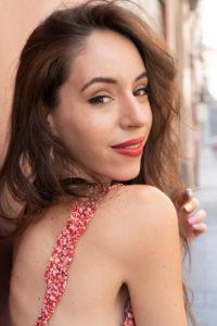 Book de modelo Sheila Ruiz